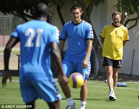 The Glenn Hoddle football academy,