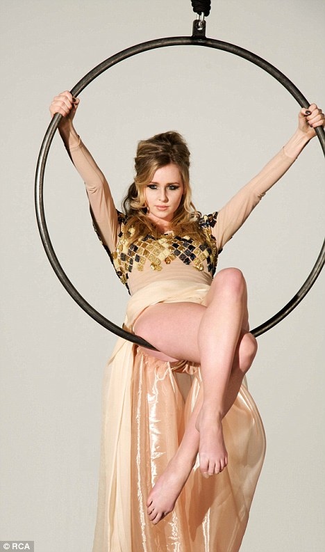 Diana Vickers in her new Video for 'Once