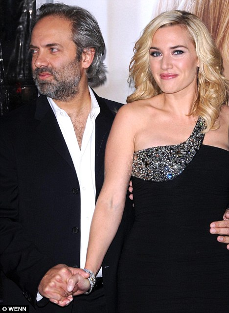 Sam Mendes and Kate Winsle