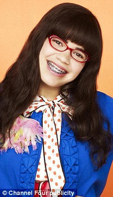It was all a dream: Betty becomes a beautiful, but mean, character during the scene which is taken from the final season of Ugly Betty