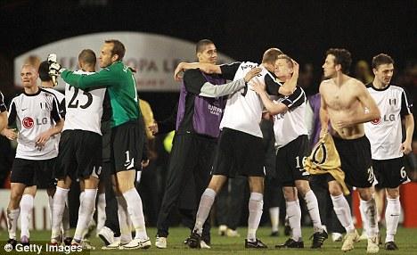 Fulham beat Juventus