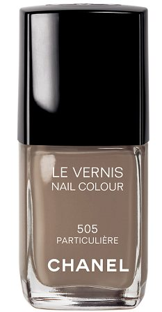 Emperor's new nails? Chanel's Particuliere nail polish has been a sellout