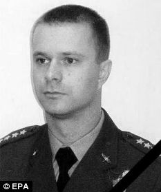 Captain Arkadiusz Protasiuk