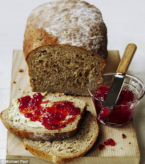 Use your loaf: Home-made bread is as satisfying to prepare as it is to eat