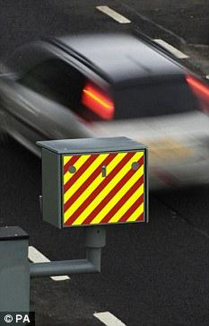 Motorists have been hit with speeding tickets worth almost £1billion under Labour