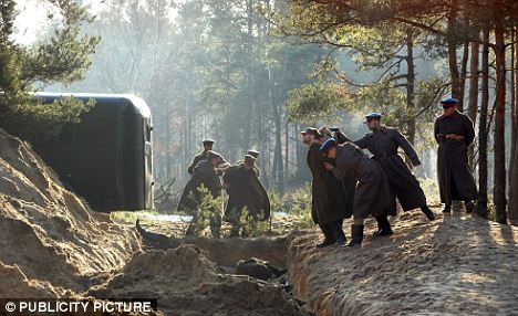 still from 2010 film katyn