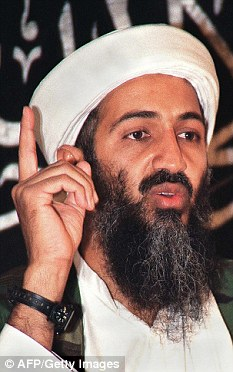 Benefits win: The three women are married to terrorist suspects believed to be linked with Osama bin Laden