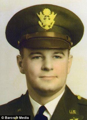 Second Lieutenant Robert F Elliott, USAAF the pilot of the crashed World War II fighter