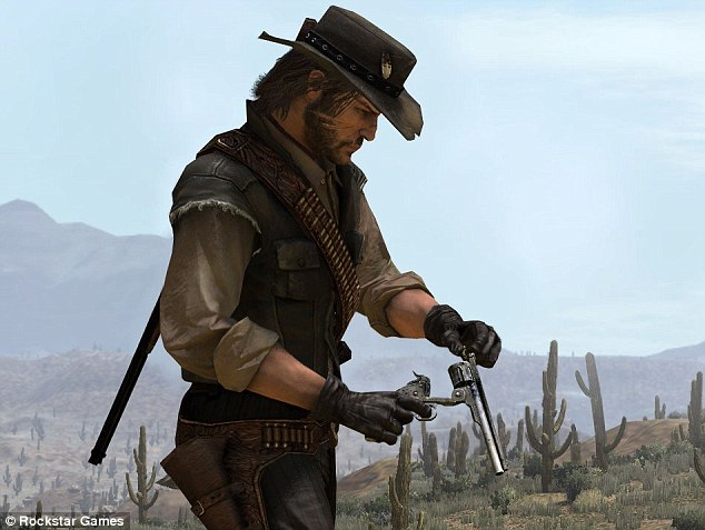 Get in line now: Red Dead Redemption goes on sale in Britain on Friday, RRP £49.99