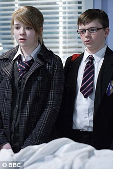 Ben Mitchell: 'I'm working on the aggression'