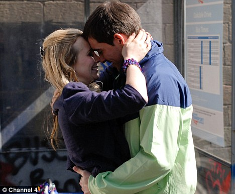 Good news for Gilly and Steph on Friday, when they finally reveal their feelings for each other and seal it with a kiss
