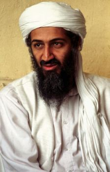 'Frequest flyer': The BA photo listed a first class ticket as belonging to al Qaeda mastermind Osama Bin Laden