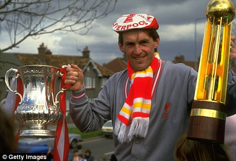 Same again: Dalglish wants to bring back the glory days to Anfield