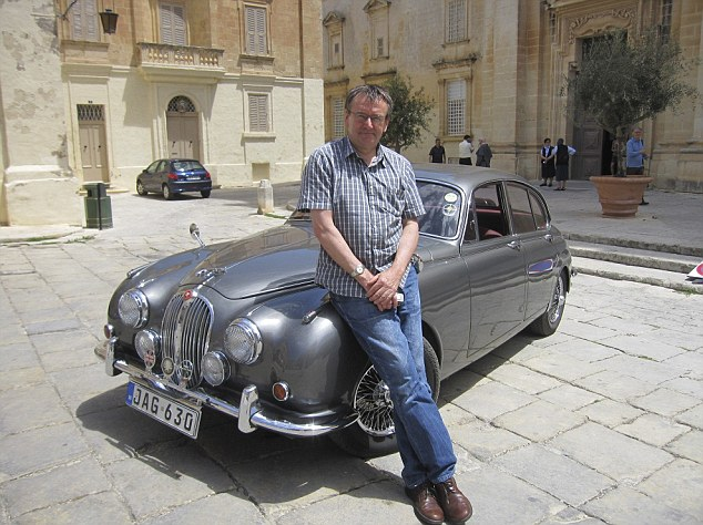 Mark II Jaguar, Malta