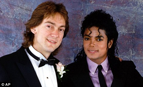 Executor: John Branca, the man in charge of Jackson's posthumous fortune, has been friends for many years the King of Pop