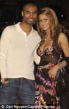 Impressed: Ashley and Cheryl Cole, who are now getting a divorce, bought Hurtmore from the Gilberts