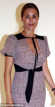 Catwalk star: Yasmin Le Bon