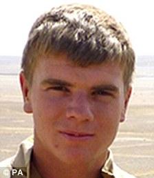 Tragic: Gunner Griffiths