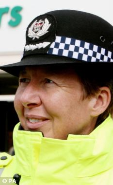 Social solutions: Chief Constable of Cambridgeshire Police, Julie Spence