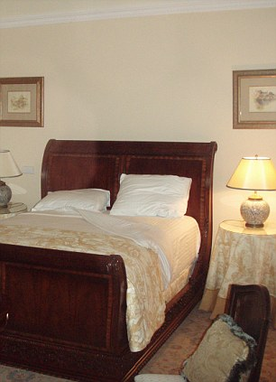 Suite at the Casa Roztez