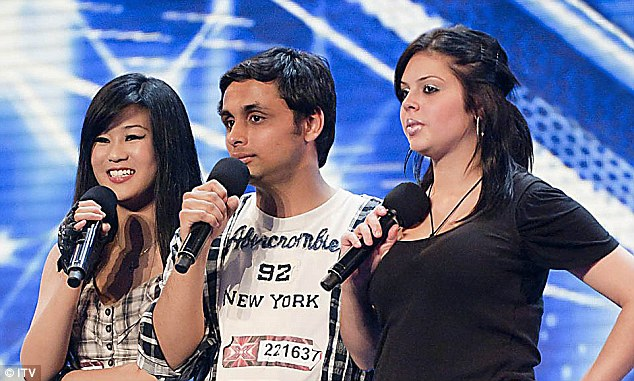 Jahm: Simon Cowell called the group the worst ever to audition