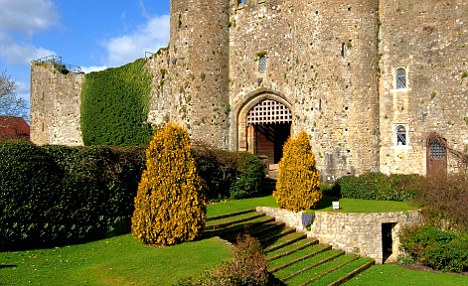 Knight life: Amberley Castle is owned by the hotel group