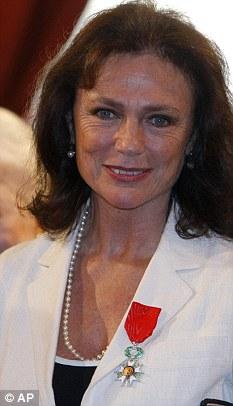 Award: Jacqueline Bisset