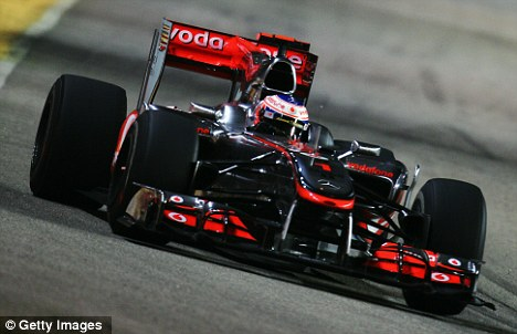 Home form home: Jenson Button loves the Japanese Grand Prix