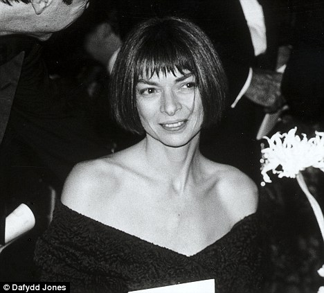 'A very good friend': But US Vogue editor Anna Wintour said she didn't have a romantic relationship with Dempster
