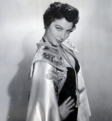 Ava Gardner in The Barefoot Contessa