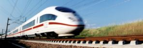 New German Bullet Train - credit DB Deutsche Bahn