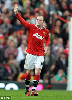 See ya: Rooney could be a City player as early as January