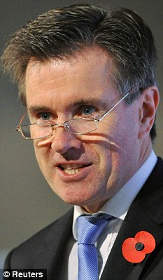 Sir John Sawers: 'Secrecy is not a dirty word,' he told the Society of Editors