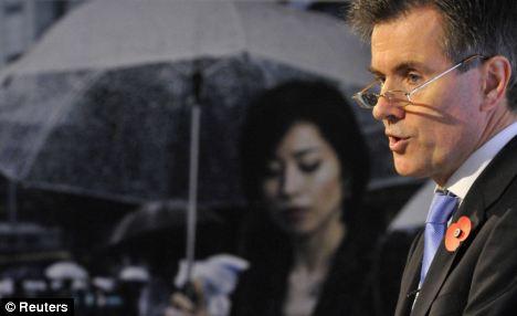 Methods must remain secret: Intelligence Service chief John Sawers