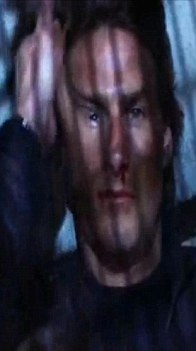 That's Tom Cruise, isn't it? It appears Ethan Hunt has finally been killed ....