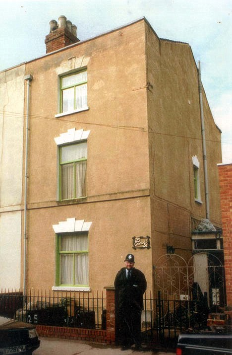 House of horrors: The Wests' home, 25 Cromwell Street