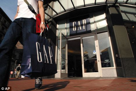 Theft: Sapphia Da-Silva, who stole from a Gap store, had worked as a manager for the retail outlet