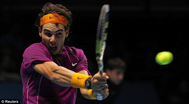 Roger that! Federer will face Nadal in the final after the world No 1 overcame Murray in a thrilling semi-final
