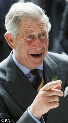 Friend: The Prince of Wales