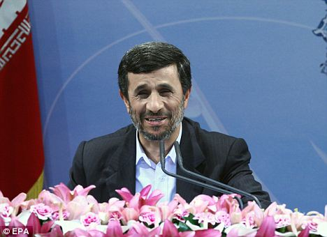 Ahmadinejad spoke out against the WikiLeaks revelations of Arab hostility to Iran even though he said the documents are 'so worthless that it isn't worth someone referring to them or wasting time to refer to them'