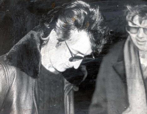 Tragic anniversary: John Lennon was shot dead by Mark Chapman 30 years ago this month
