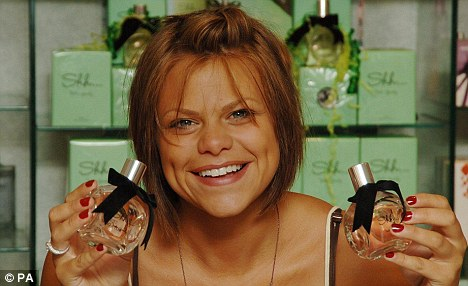 An escape goat: The late Jade Goody made this quip when complaining about her treatment by the media