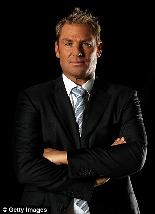 In a spin: Australia want Warne to make Ashes return