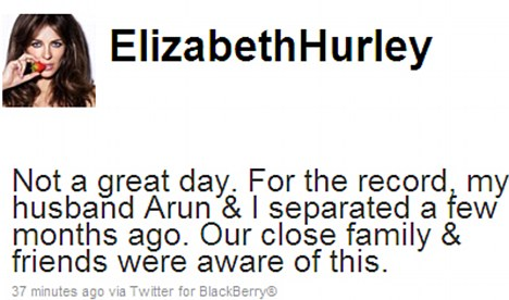 Liz Hurley