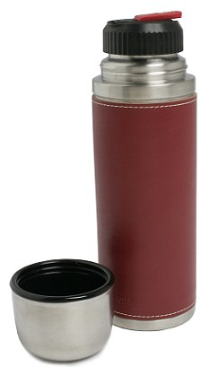 Threat: U.S. authorities said drinks containers like Thermos flasks (above) could be used by terrorists on flights
