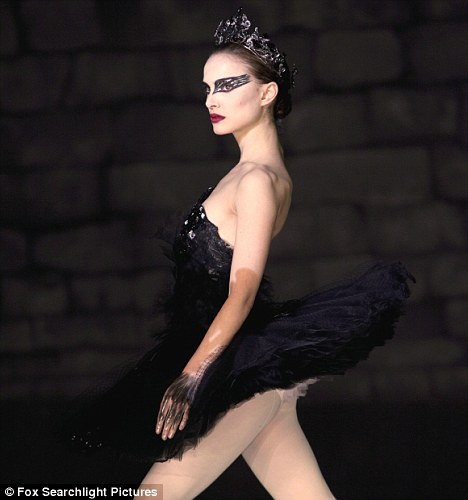 Met on set: Portman met her future husband on the set of Black Swan, which sees her play a prima ballerina