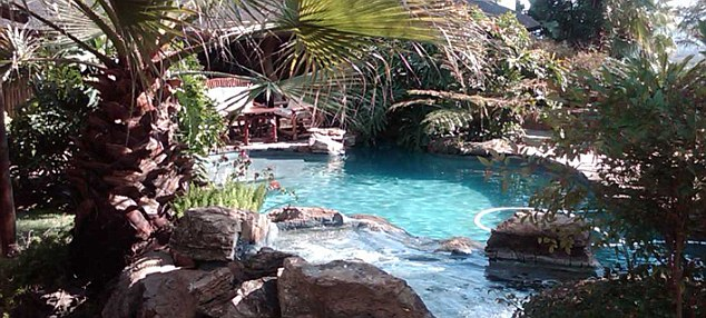 Wild At Heart fans will be familiar with the pool at Mara