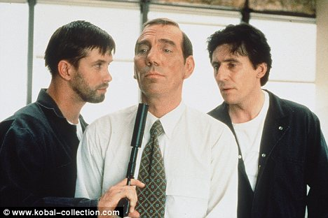 Hollywood regular: Postlethwaite starred alongside Gabriel Byrne, and Stephen Baldwin in hit movie The Usual Suspects