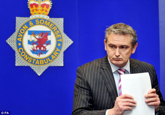 Keeping an open mind: Detective Chief Inspector Phil Jones said a DNA sample found on Miss Yeates's body is a key piece of evidence which could lead to 'her killers'