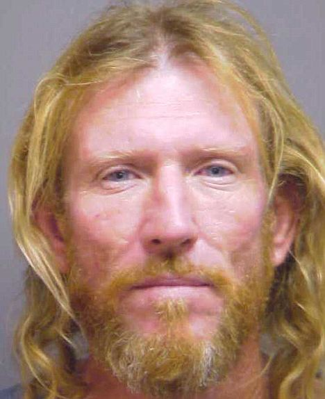 Troy Sandifar allegedly confessed to the bank robbery to police. Just before he was arrested he consumed what appeared to be rock cocaine